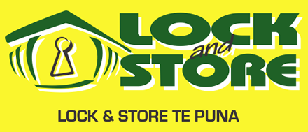 Lock and Store Te Puna